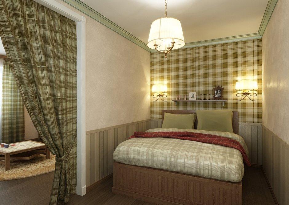 Фотография: Спальня в стиле Прованс и Кантри, Квартира, Дома и квартиры, IKEA, Проект недели, Деревенский – фото на INMYROOM