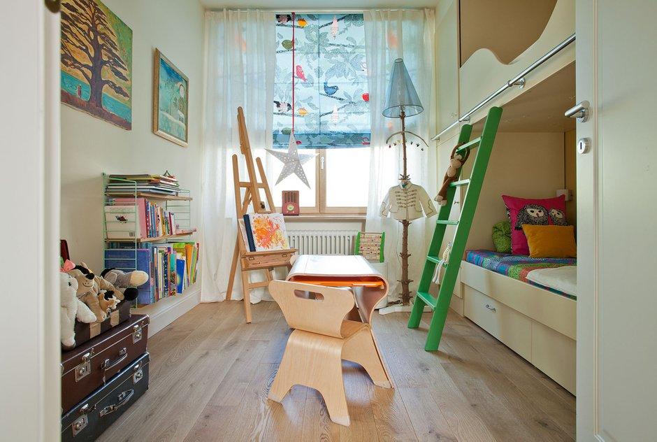 Фотография: Детская в стиле Современный, Квартира, BoConcept, Дома и квартиры, IKEA – фото на INMYROOM