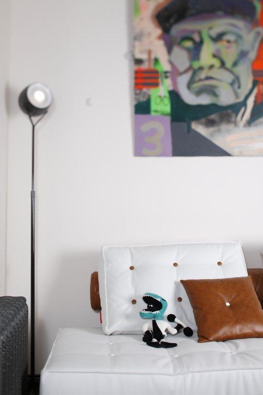 Фотография: Декор в стиле , Малогабаритная квартира, Квартира, Студия, Дома и квартиры, Проект недели – фото на INMYROOM