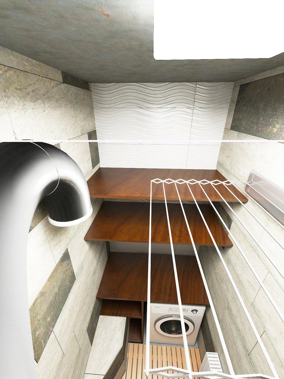 Фотография: Ванная в стиле Лофт, Декор интерьера, Квартира, Globo, Massive, Дома и квартиры, IKEA, Проект недели, Ideal Lux – фото на INMYROOM