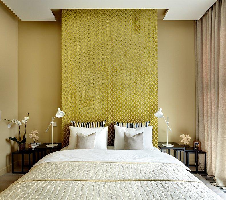 Фотография: Спальня в стиле Восточный, Квартира, BoConcept, Дома и квартиры, Проект недели – фото на INMYROOM