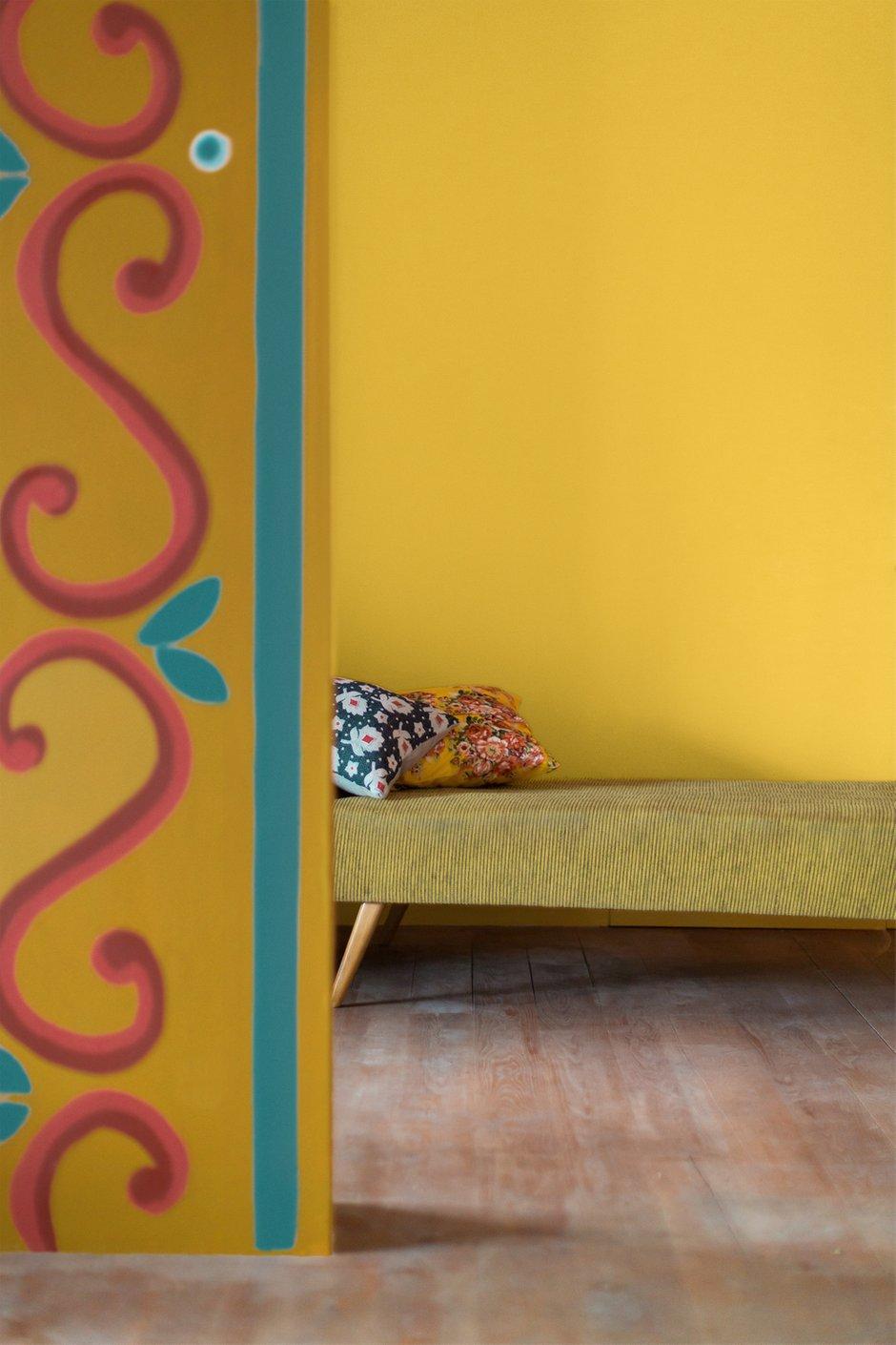 Фотография: Декор в стиле Прованс и Кантри, Декор интерьера, Дизайн интерьера, Цвет в интерьере, Советы, Dulux, Оранжевый – фото на INMYROOM