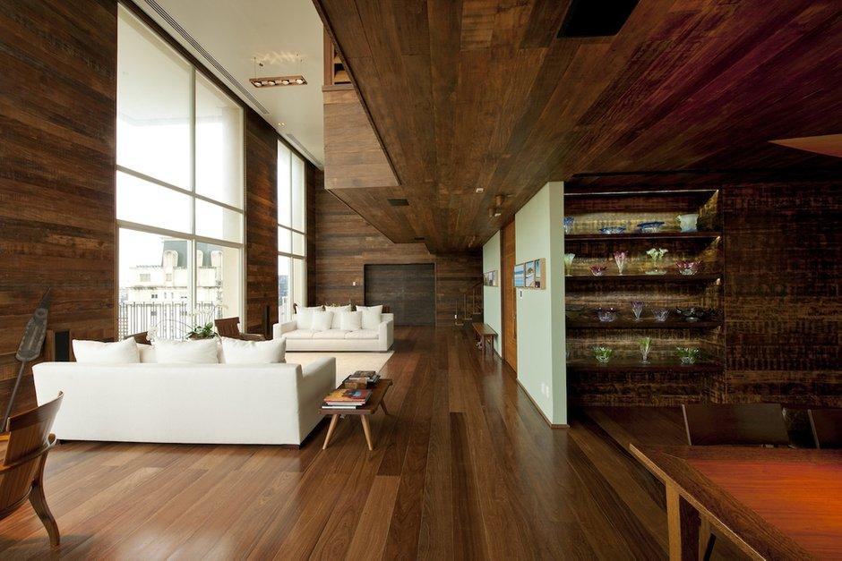 Фотография: Гостиная в стиле Современный, Декор интерьера, Декор дома, Бразилия, Пол, Сан-Паулу, Потолок – фото на INMYROOM