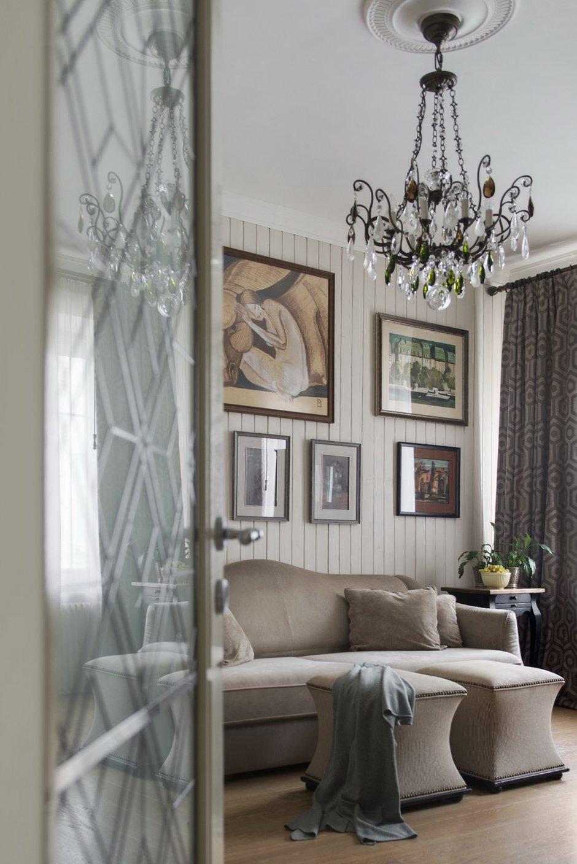 Фотография: Гостиная в стиле Прованс и Кантри, Декор интерьера, Мебель и свет, Проект недели, Лена Ленских – фото на INMYROOM