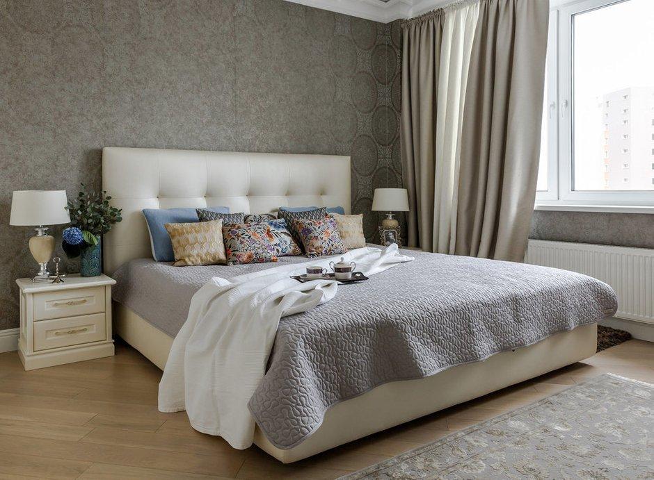 Фотография: Спальня в стиле Классический, Декор интерьера, Советы, Есения Семипядная – фото на INMYROOM
