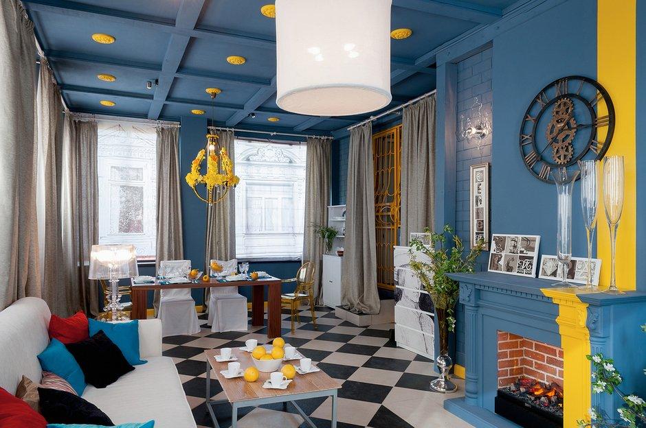 Фотография: Кухня и столовая в стиле Современный, Эклектика, Декор интерьера, Декор дома, IKEA, Ligne Roset, Kartell, Веранда – фото на INMYROOM