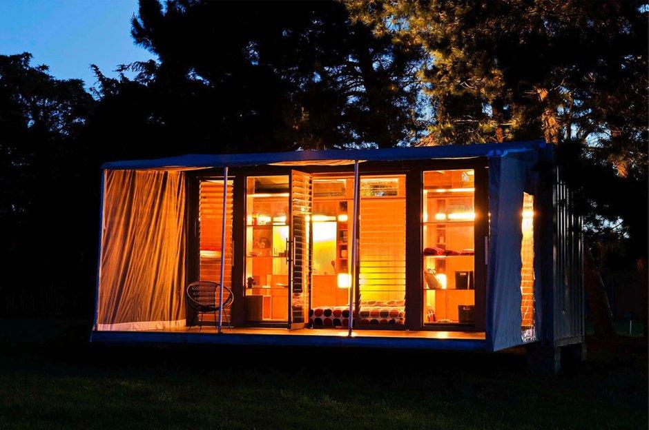 Фотография:  в стиле Современный, Дом, Дома и квартиры, Дача – фото на INMYROOM