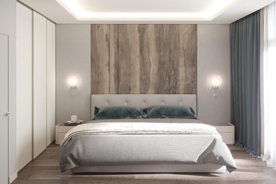 Фотография: Спальня в стиле Современный, Декор интерьера, Квартира, Москва, 3 комнаты, Более 90 метров, Тор-Ард – фото на INMYROOM