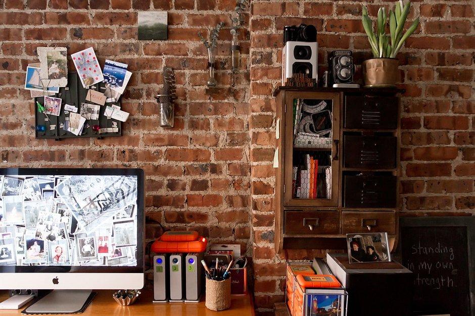 Фотография: Декор в стиле Лофт, DIY, Малогабаритная квартира, Квартира, Дома и квартиры – фото на INMYROOM