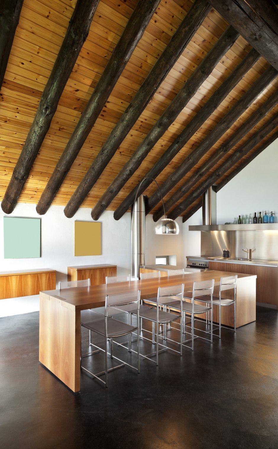 Фотография: Кухня и столовая в стиле Прованс и Кантри, Современный, Декор интерьера, Квартира, Дома и квартиры, Стена, Индустриальный – фото на INMYROOM