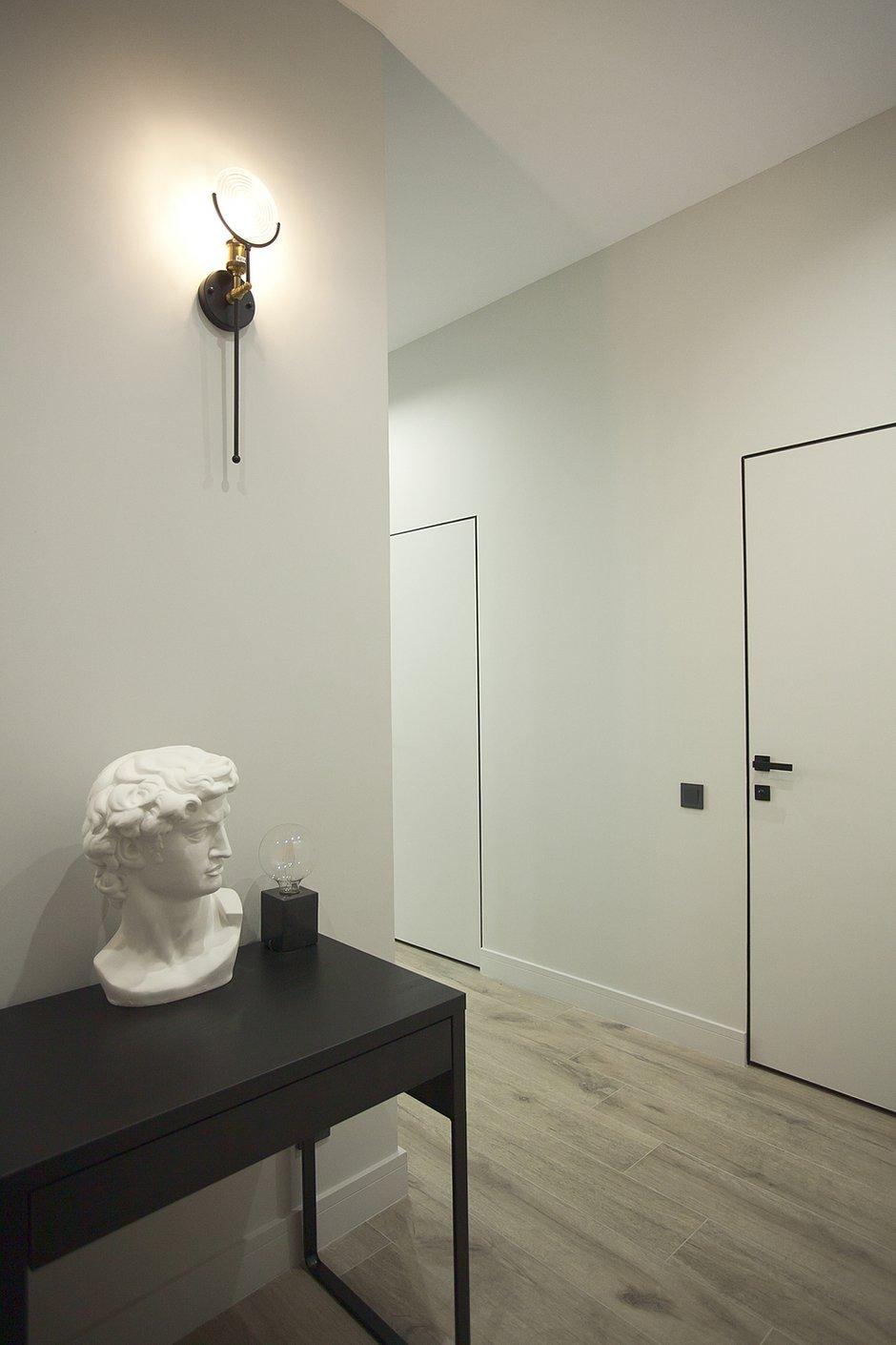 Фотография: Прихожая в стиле Современный, Квартира, Проект недели, Москва, 1 комната, 40-60 метров, Аделина Шарапова – фото на INMYROOM