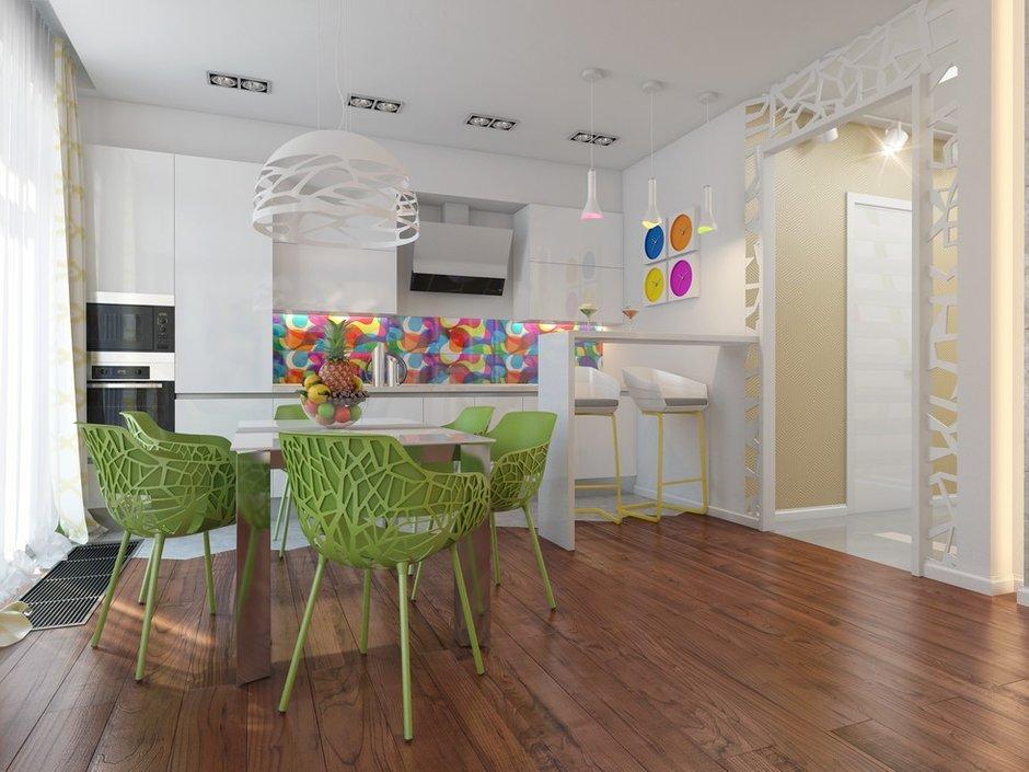 Фотография: Кухня и столовая в стиле Эклектика, Декор интерьера, Квартира, Natuzzi, Дома и квартиры, Проект недели, Moroso – фото на INMYROOM