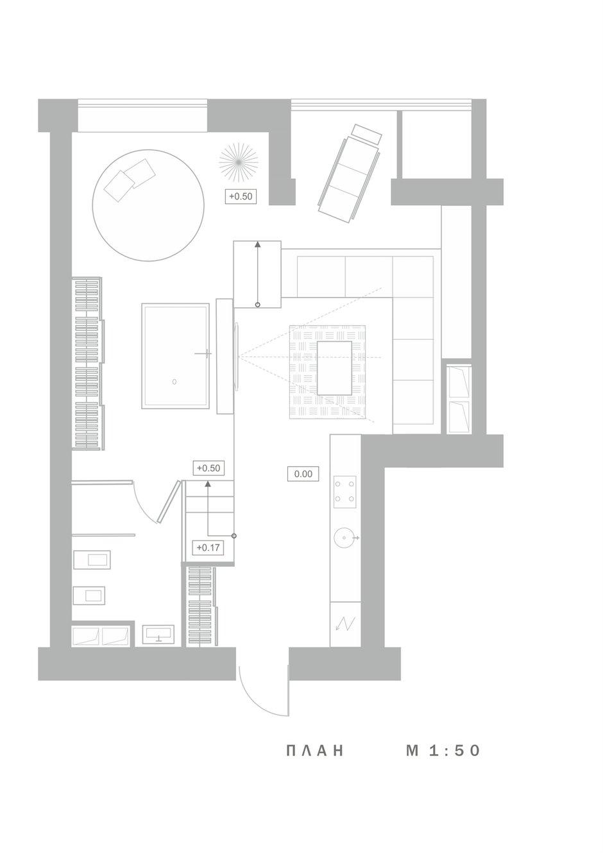Фотография: Планировки в стиле , Декор интерьера, Квартира, Дома и квартиры, Проект недели – фото на InMyRoom.ru