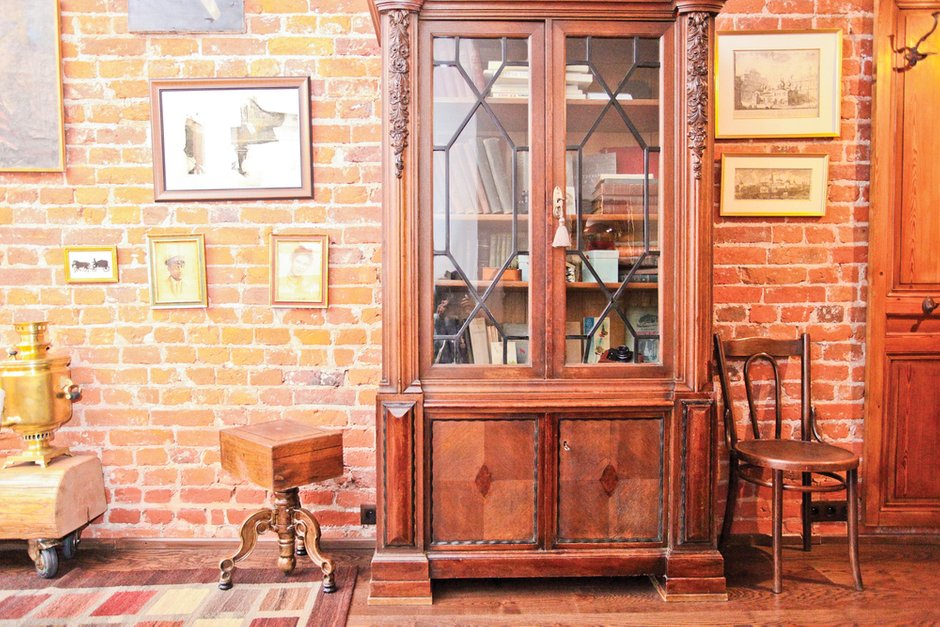 Фотография: Мебель и свет в стиле , Лофт, Декор интерьера, Дом, Дома и квартиры, Стена – фото на INMYROOM