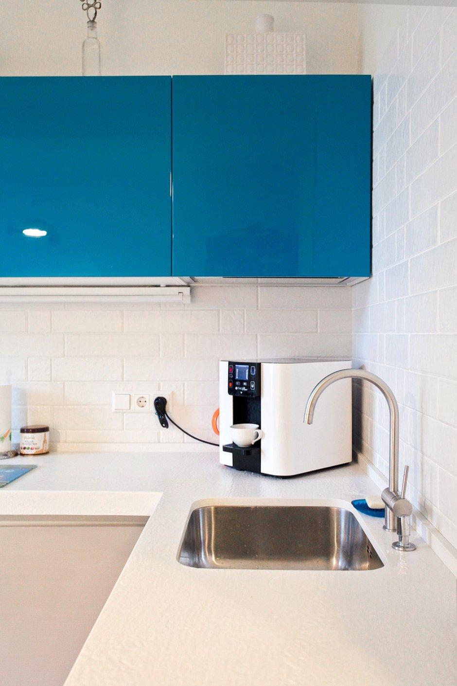 Фотография: Кухня и столовая в стиле Лофт, Скандинавский, Современный, Квартира, Проект недели – фото на INMYROOM