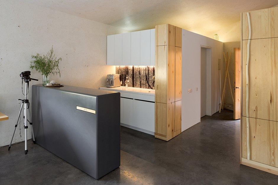 Фотография: Кухня и столовая в стиле Современный, Дом, Дома и квартиры, Проект недели, Эко – фото на INMYROOM
