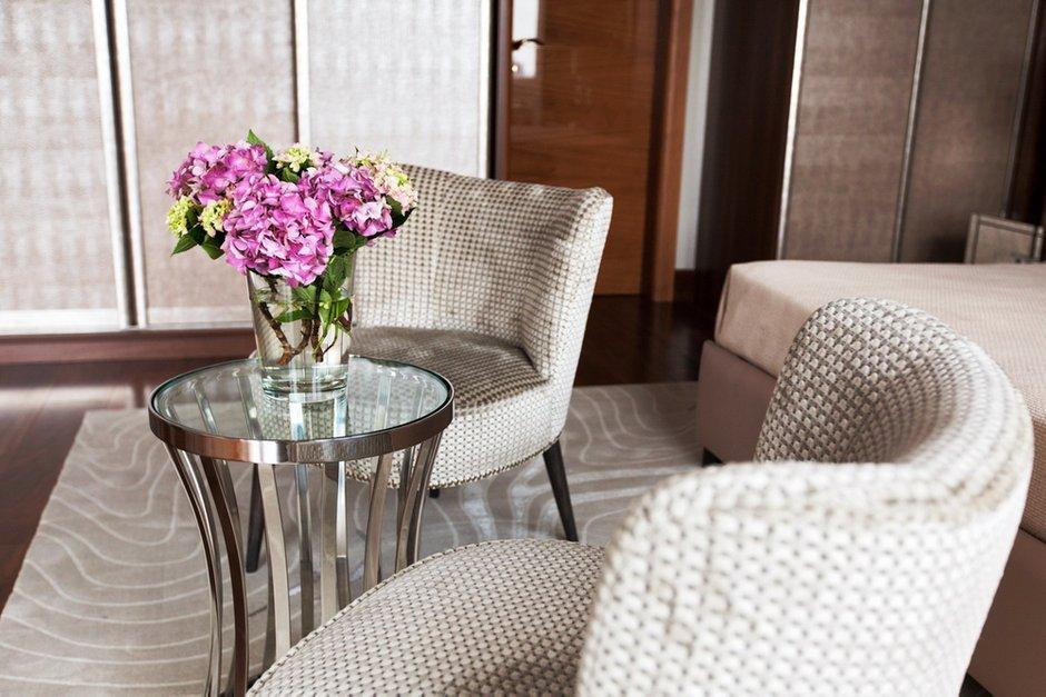 Фотография: Мебель и свет в стиле Восточный, Квартира, Италия, Дома и квартиры, Пентхаус, Люстра, Ар-деко – фото на INMYROOM