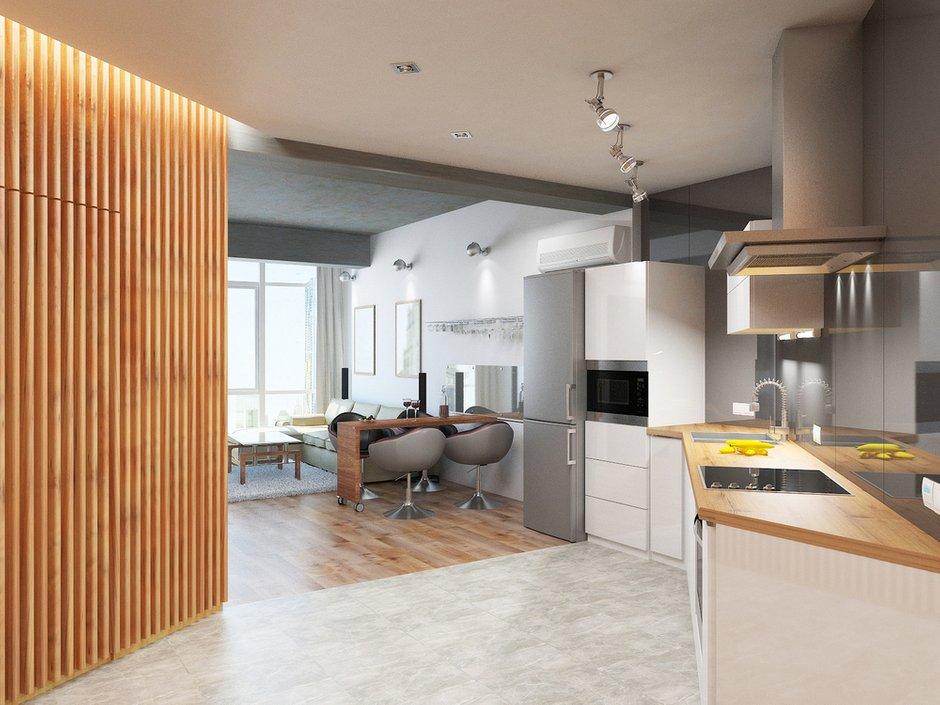 Фотография: Кухня и столовая в стиле Современный, Декор интерьера, Квартира, Globo, Massive, Дома и квартиры, IKEA, Проект недели, Ideal Lux – фото на InMyRoom.ru