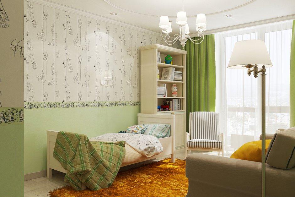 Фотография: Спальня в стиле Прованс и Кантри, Квартира, Дома и квартиры, Проект недели – фото на INMYROOM
