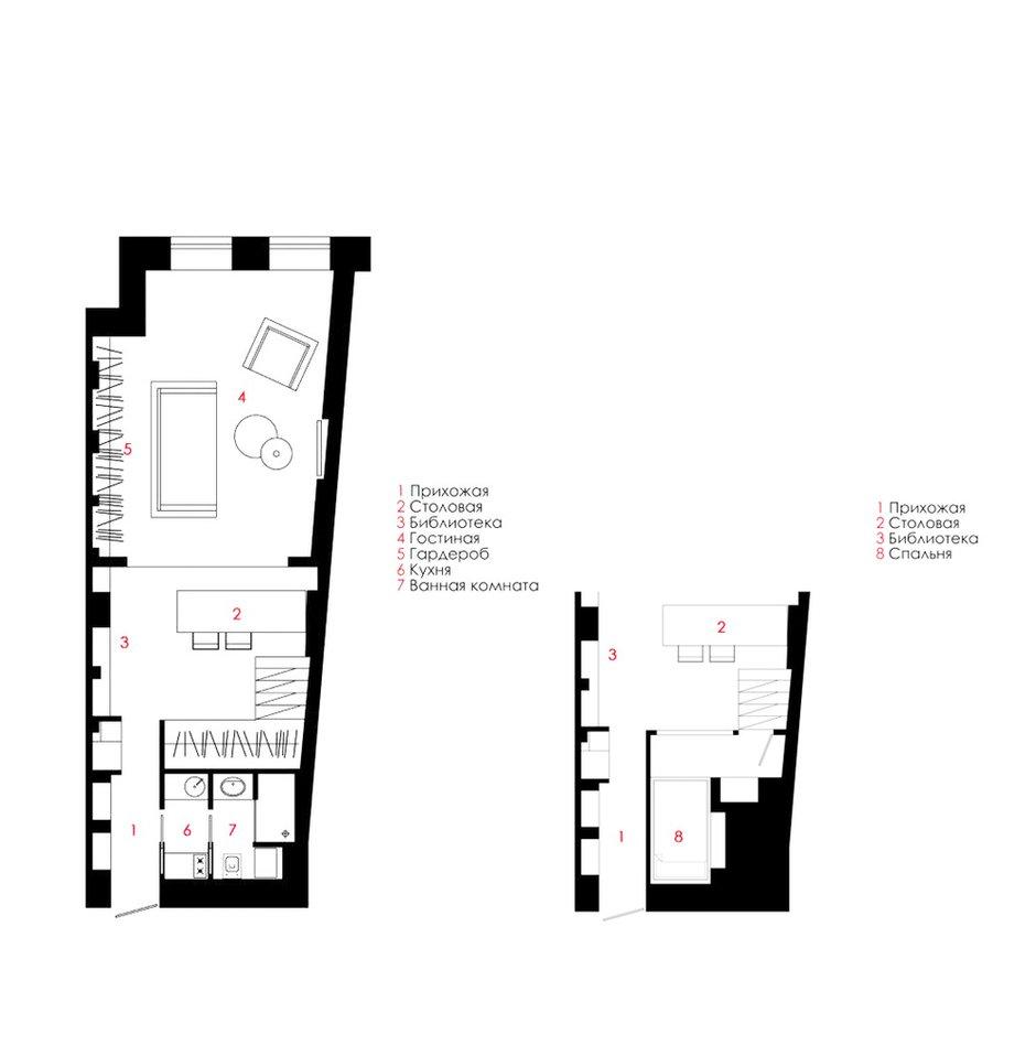 Фотография: Прочее в стиле , Квартира, Цвет в интерьере, Дома и квартиры, Белый – фото на InMyRoom.ru