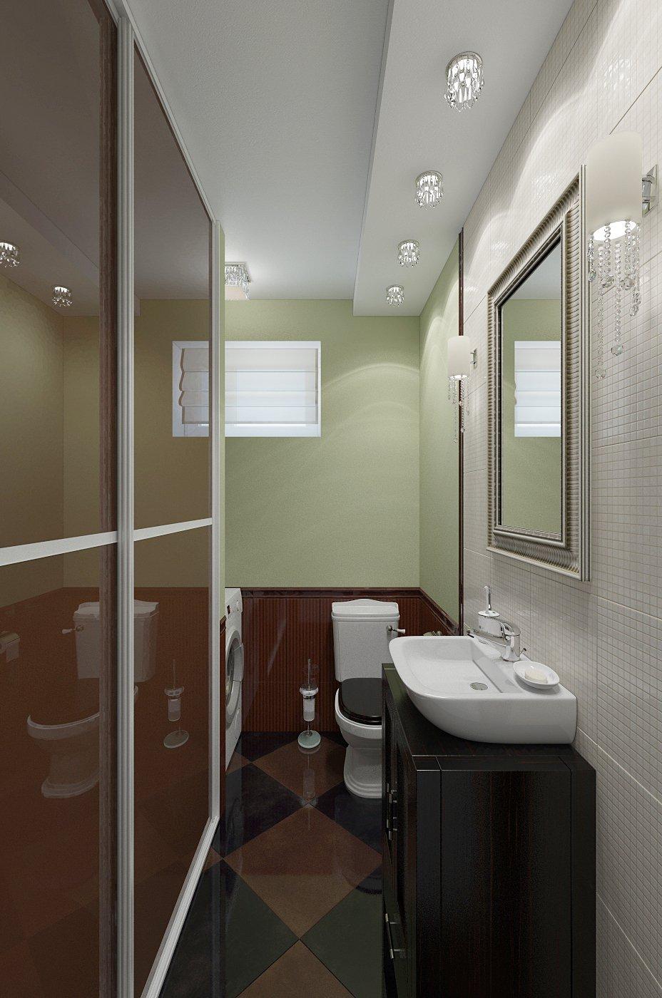 Фотография: Ванная в стиле Современный, Дом, Цвет в интерьере, Дома и квартиры, Белый, Проект недели – фото на INMYROOM