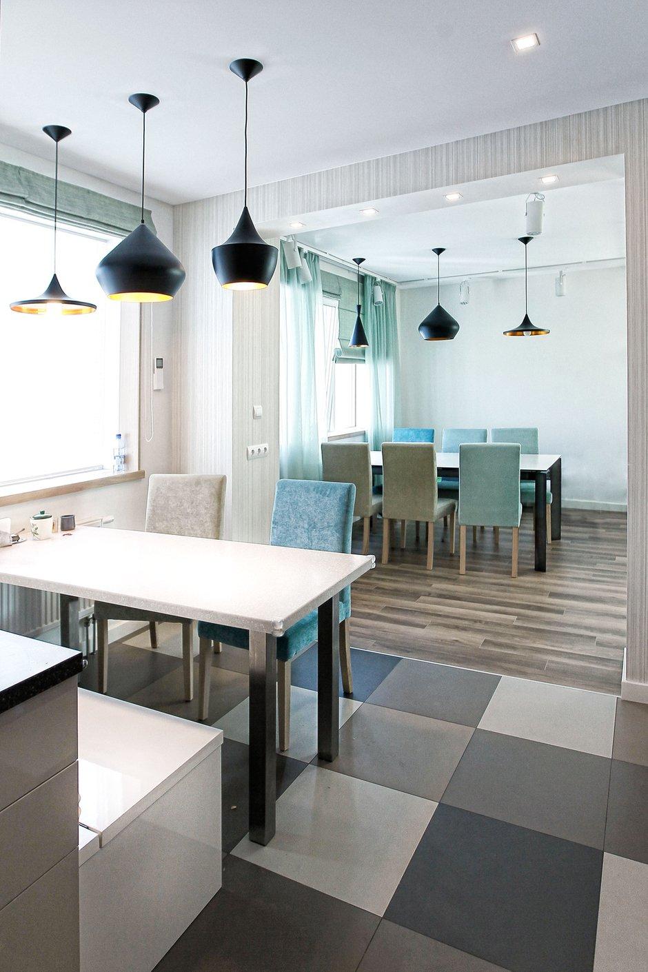 Фотография: Кухня и столовая в стиле Скандинавский, Квартира, Текстиль, Декор, Дома и квартиры, IKEA, Проект недели, Москва – фото на INMYROOM