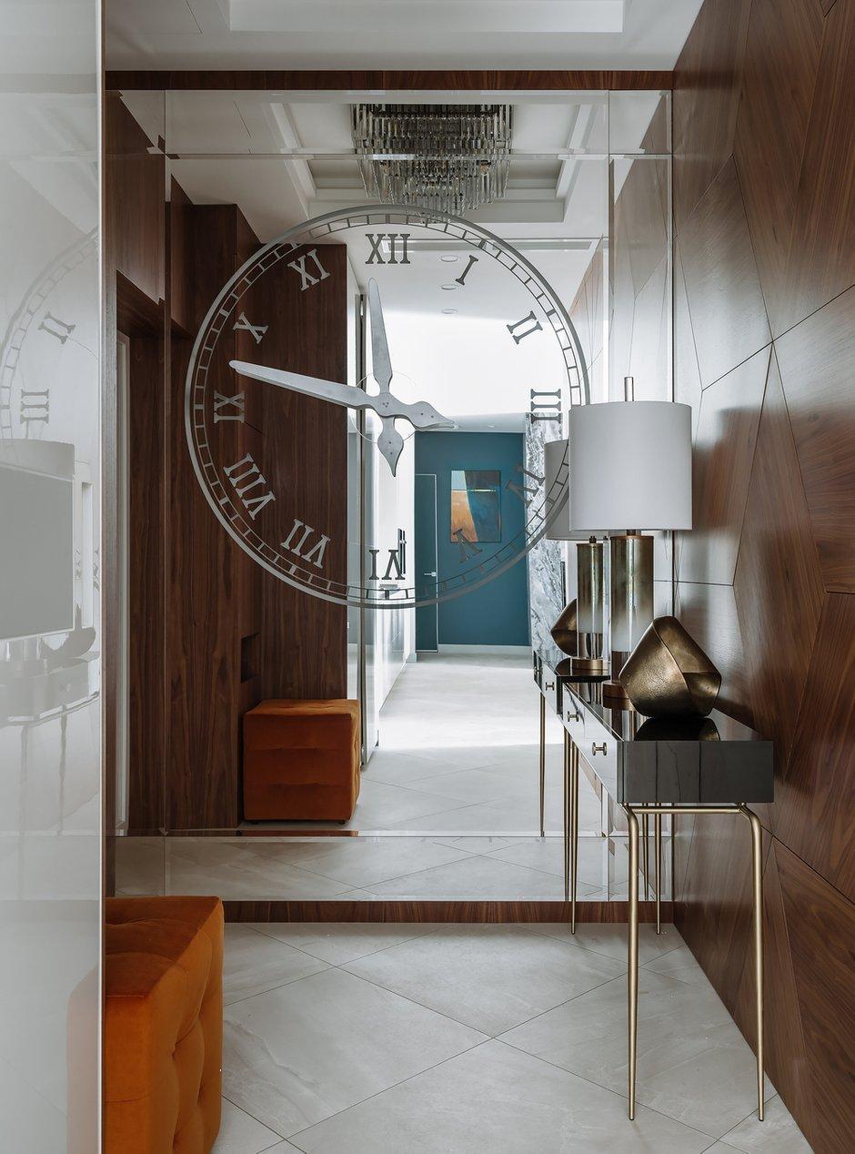 Фотография: Прихожая в стиле Современный, Квартира, Проект недели, Москва, 4 и больше, Более 90 метров – фото на INMYROOM