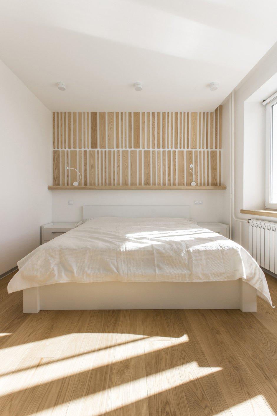 Фотография: Спальня в стиле Лофт, Квартира, BoConcept, Дома и квартиры, Белый, IKEA, Проект недели, Мансарда – фото на INMYROOM