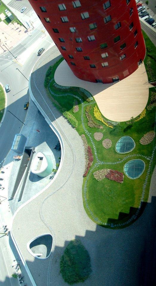 Фотография: Архитектура в стиле Современный, Дома и квартиры, Городские места, Нью-Йорк, Барселона – фото на INMYROOM
