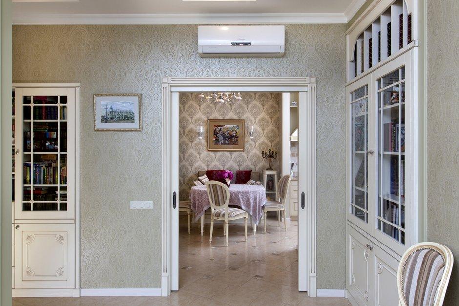 Фотография: Прихожая в стиле Классический, Квартира, Дома и квартиры, Проект недели – фото на INMYROOM