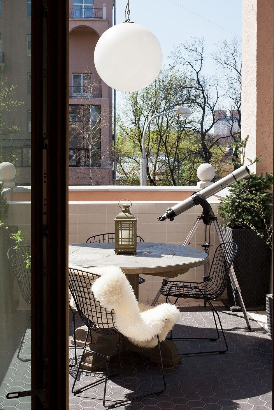 Фотография: Балкон, Терраса в стиле , Квартира, BoConcept, Дома и квартиры, IKEA – фото на INMYROOM