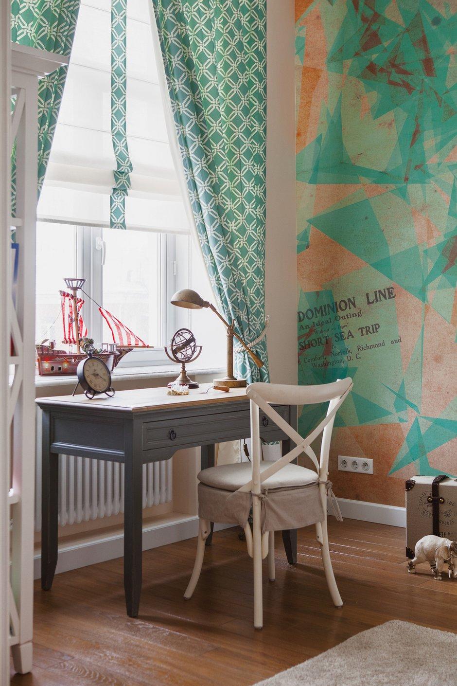 Фотография: Детская в стиле Прованс и Кантри, Эклектика, Квартира, Дома и квартиры, Надя Зотова – фото на INMYROOM