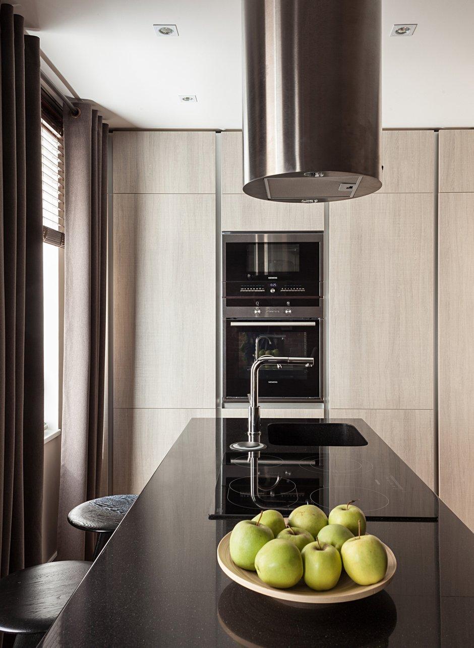 Фотография: Кухня и столовая в стиле Современный, Классический, Квартира, Дома и квартиры, IKEA, Проект недели, Дина Салахова – фото на INMYROOM