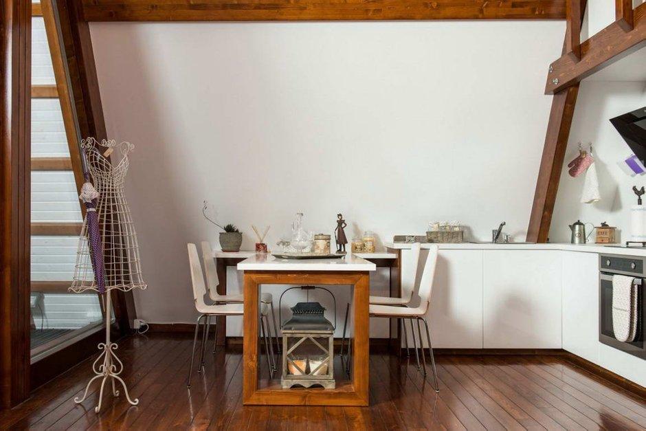 Фотография: Кухня и столовая в стиле Современный, Декор интерьера, Дом, Дома и квартиры, Умный дом – фото на INMYROOM