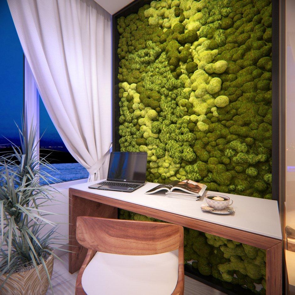 Фотография: Кабинет в стиле Современный, Квартира, Проект недели – фото на INMYROOM