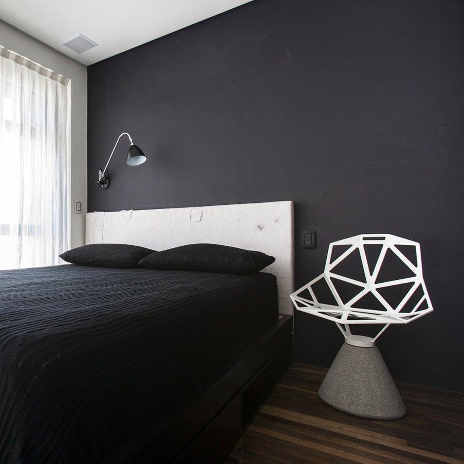 Фотография: Спальня в стиле Эклектика, Малогабаритная квартира, Квартира, Дома и квартиры, Проект недели – фото на INMYROOM