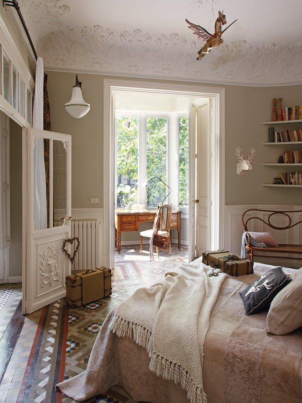 Фотография: Спальня в стиле , Эклектика, Декор интерьера, Квартира, Дом, Праздник, Дома и квартиры – фото на INMYROOM