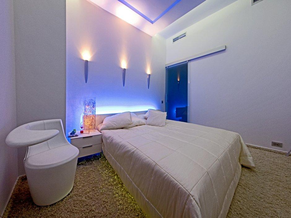 Фотография: Спальня в стиле Современный, Классический, Квартира, Дома и квартиры, Модерн, Ар-нуво – фото на INMYROOM