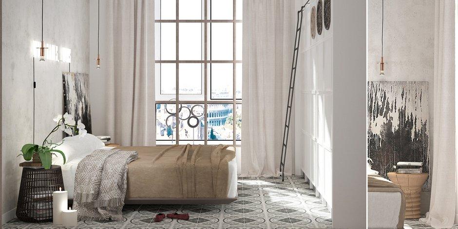 Фотография: Декор в стиле Лофт, Современный, Эклектика, Декор интерьера, Квартира, Белый, Проект недели, Бежевый – фото на INMYROOM