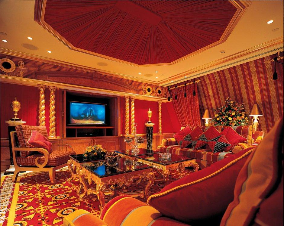 Фотография: Гостиная в стиле Современный, Восточный, Декор интерьера, Квартира, Дом, Дизайн интерьера – фото на INMYROOM