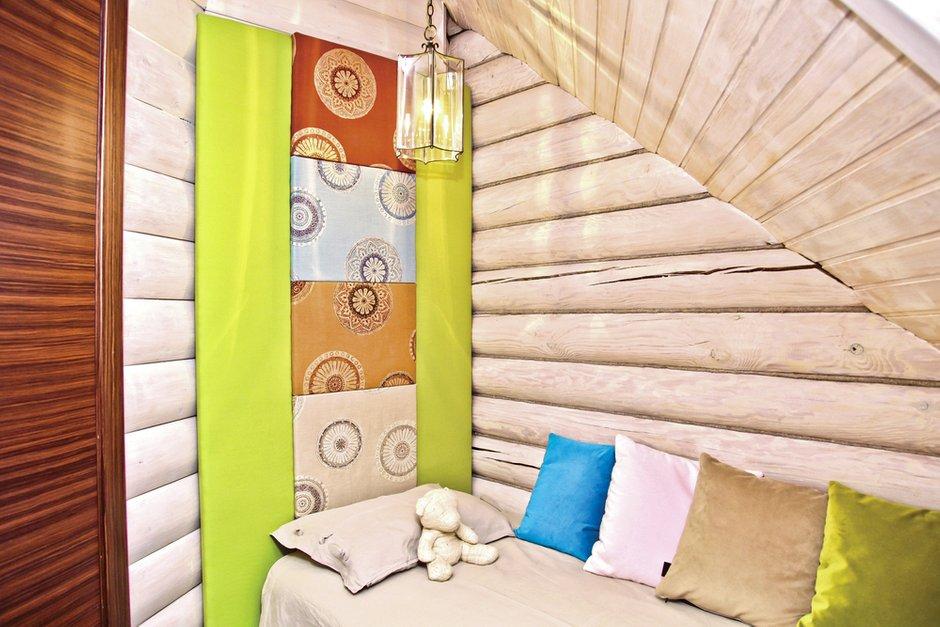 Фотография: Детская в стиле , Дом, Интерьер комнат, Проект недели, Женя Жданова – фото на INMYROOM
