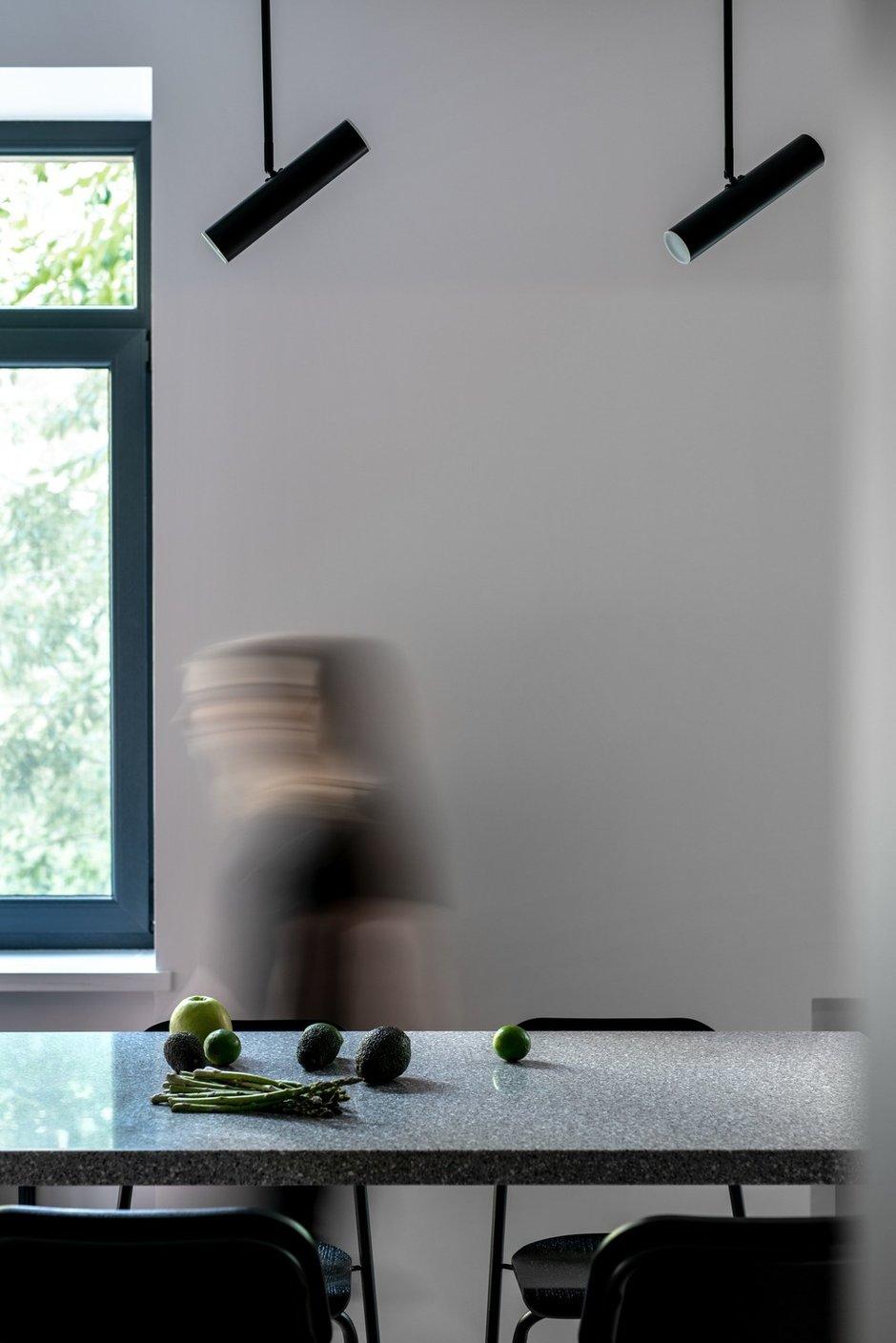 Фотография:  в стиле , Современный, Квартира, Студия, Минимализм, Проект недели, Киев, Сталинка, Кирпичный дом, до 40 метров, 40-60 метров, U Concept – фото на INMYROOM