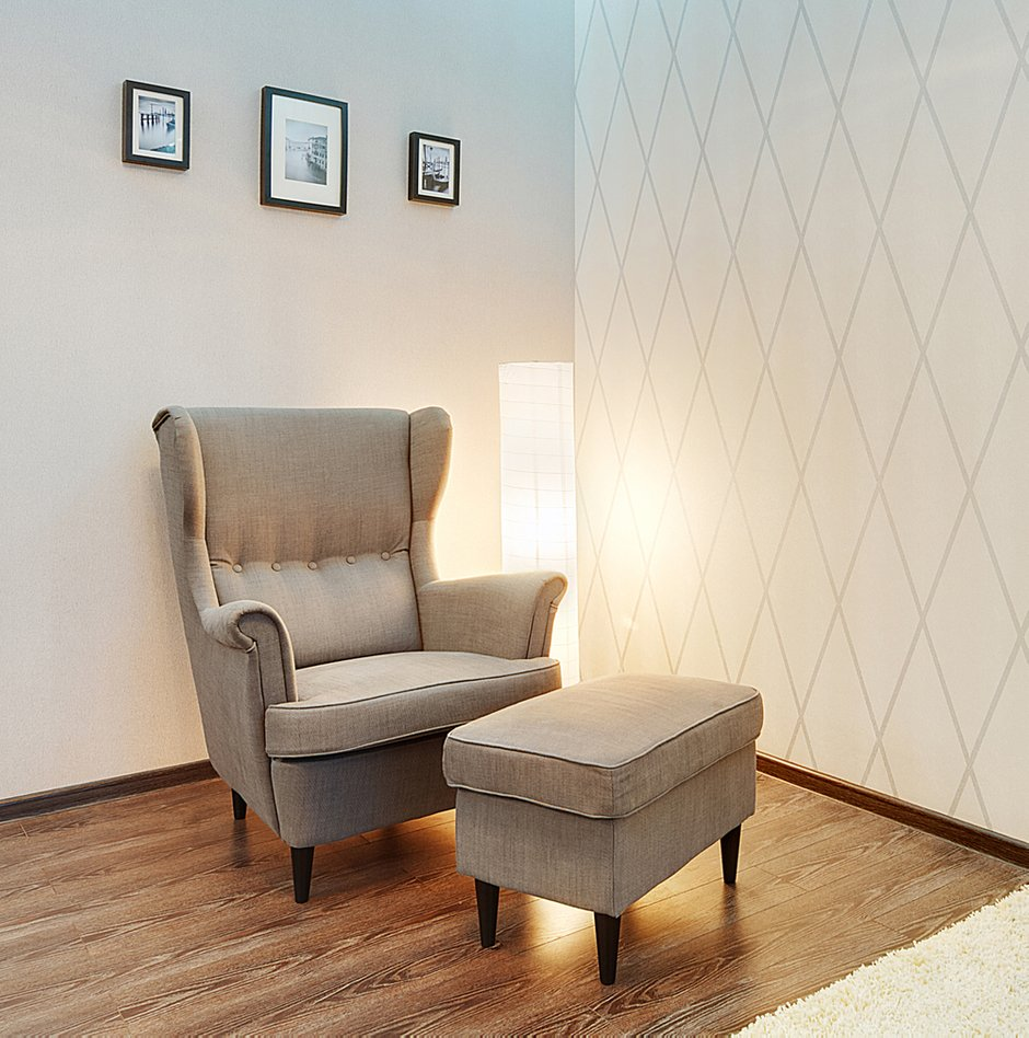 Фотография: Мебель и свет в стиле Современный, Декор интерьера, Квартира, Дома и квартиры, Минимализм, Проект недели – фото на INMYROOM