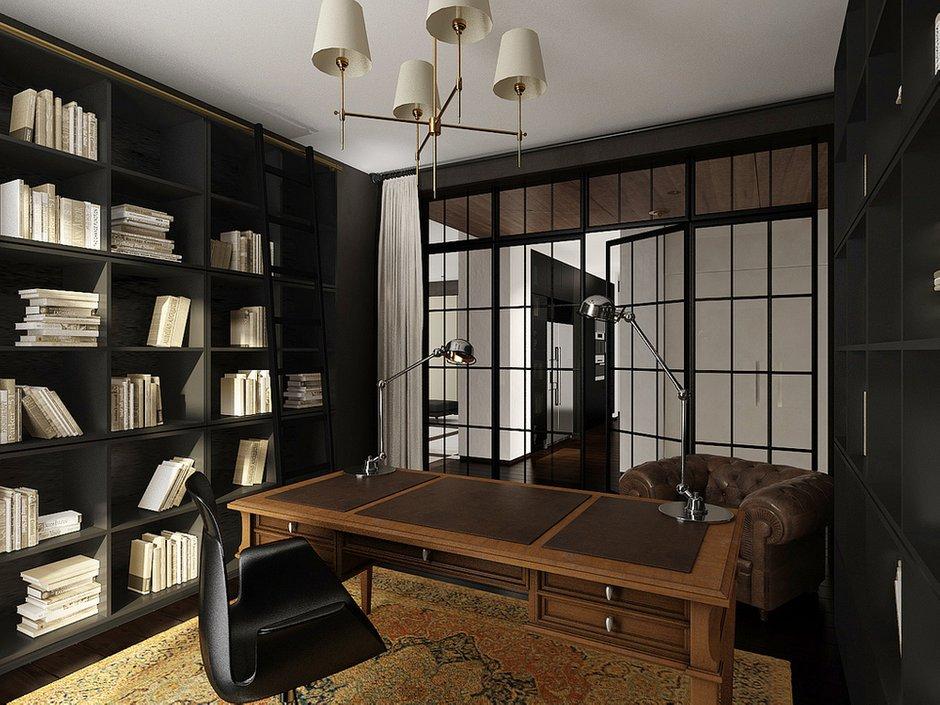 Фотография: Офис в стиле Классический, Современный, Декор интерьера, Дом, Дома и квартиры, Проект недели – фото на InMyRoom.ru