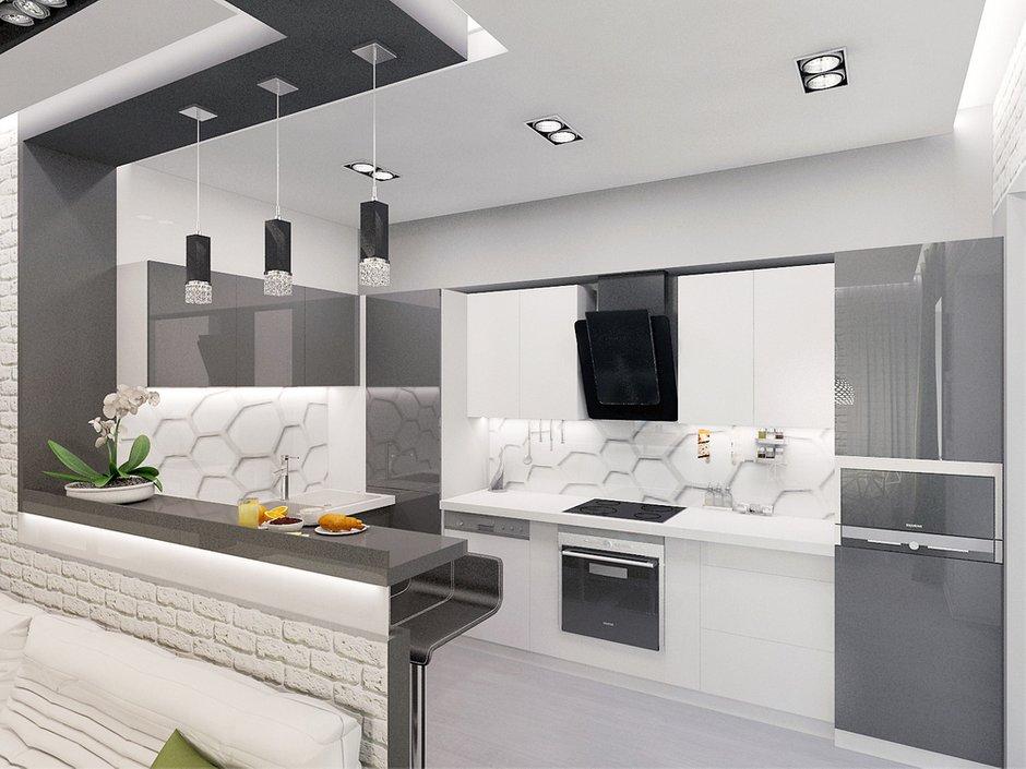 Фотография: Кухня и столовая в стиле Лофт, Современный, Декор интерьера, Квартира, Christopher Guy, Massive, HOFF, Дома и квартиры, IKEA, Проект недели – фото на INMYROOM