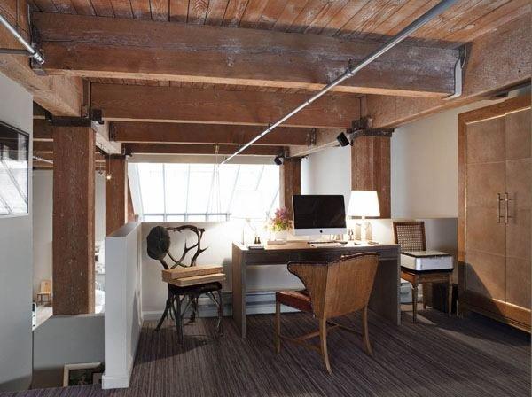 Фотография: Офис в стиле Лофт, Декор интерьера, Квартира, Дома и квартиры, Проект недели, Илья Беленя – фото на INMYROOM