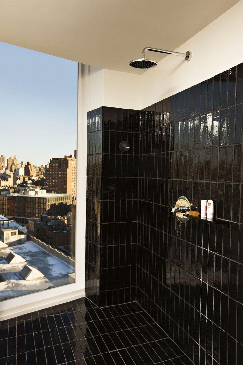 Фотография: Ванная в стиле Современный, Декор интерьера, Дома и квартиры, Городские места, Отель, Проект недели, Нью-Йорк – фото на INMYROOM