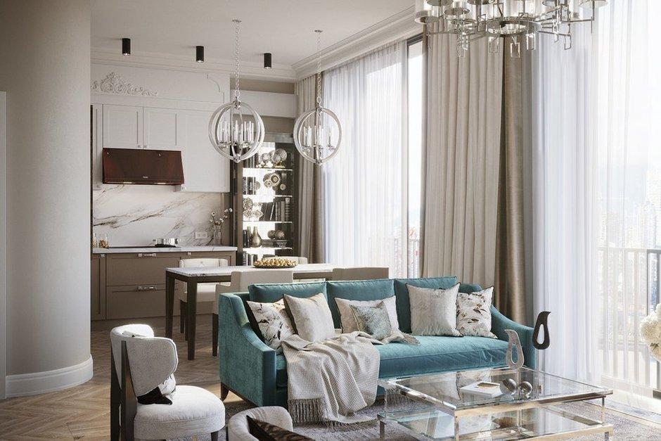 Фотография: Кухня и столовая в стиле Классический, Современный, ПРЕМИЯ INMYROOM – фото на INMYROOM
