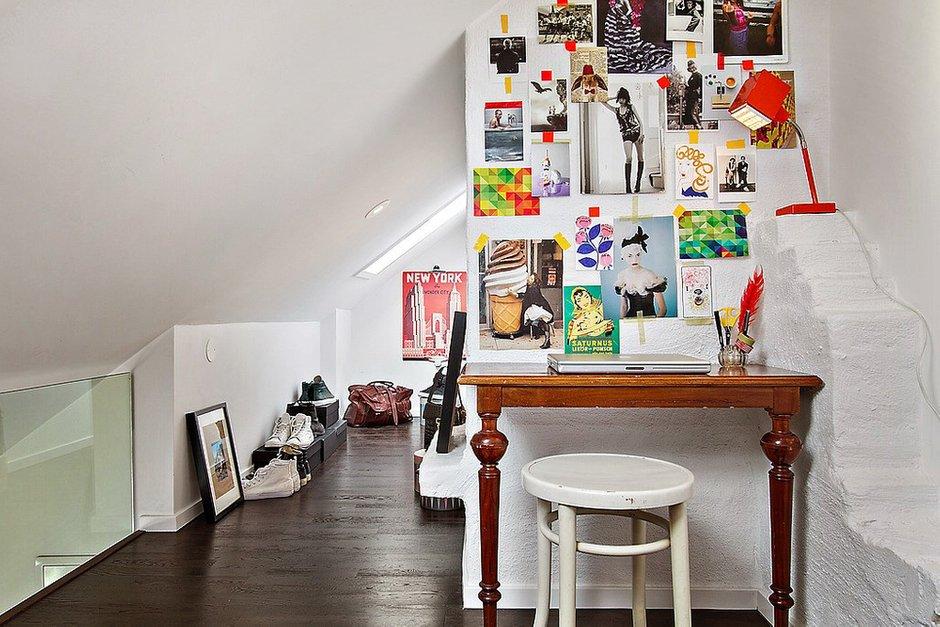 Фотография: Декор в стиле Прованс и Кантри, Скандинавский, Декор интерьера, Малогабаритная квартира, Квартира, Дома и квартиры, Минимализм – фото на INMYROOM