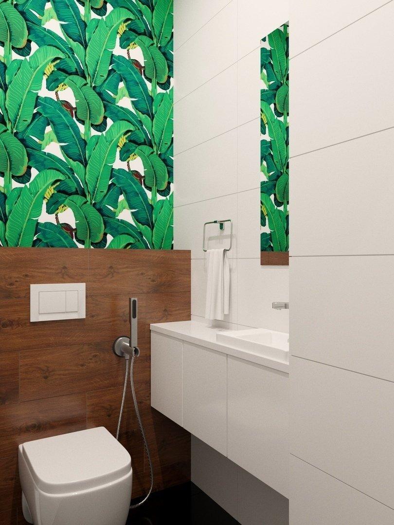 Фотография: Ванная в стиле Современный, Квартира, Проект недели, Химки, Монолитный дом, 3 комнаты, 60-90 метров, Анна Русскина – фото на INMYROOM